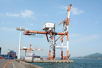 Harbor Freight Gantry Crane >> other port facilities - Hiroshima Port & Harbor ...